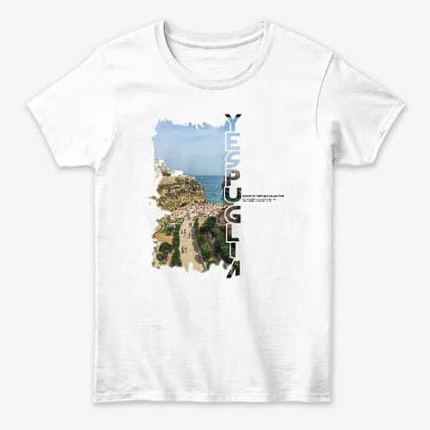 3 Exclusive collection YesPuglia Tshirt Polignano a Mare