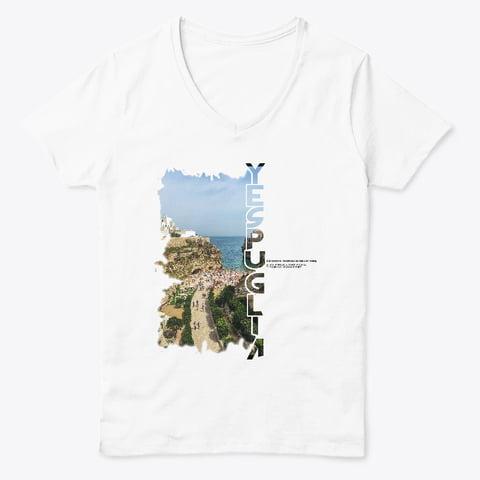6 Exclusive collection YesPuglia Tshirt Polignano a Mare