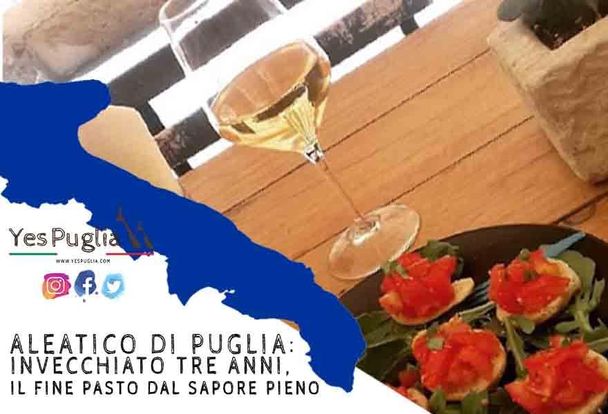 Vino Aleatico di Puglia. YesPuglia | L'Enoteca online più innovativa di Puglia