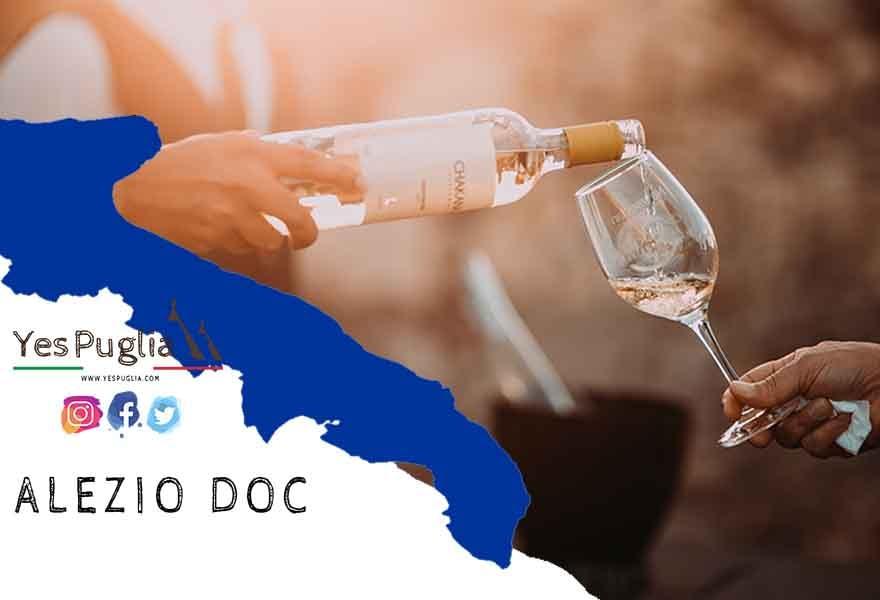 Vino ALEZIO DOC. YesPuglia | L'Enoteca online più innovativa di Puglia