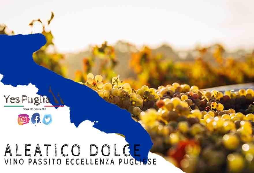 ALEATICO DOLCE. YesPuglia.com | L'Enoteca online più innovativa di Puglia