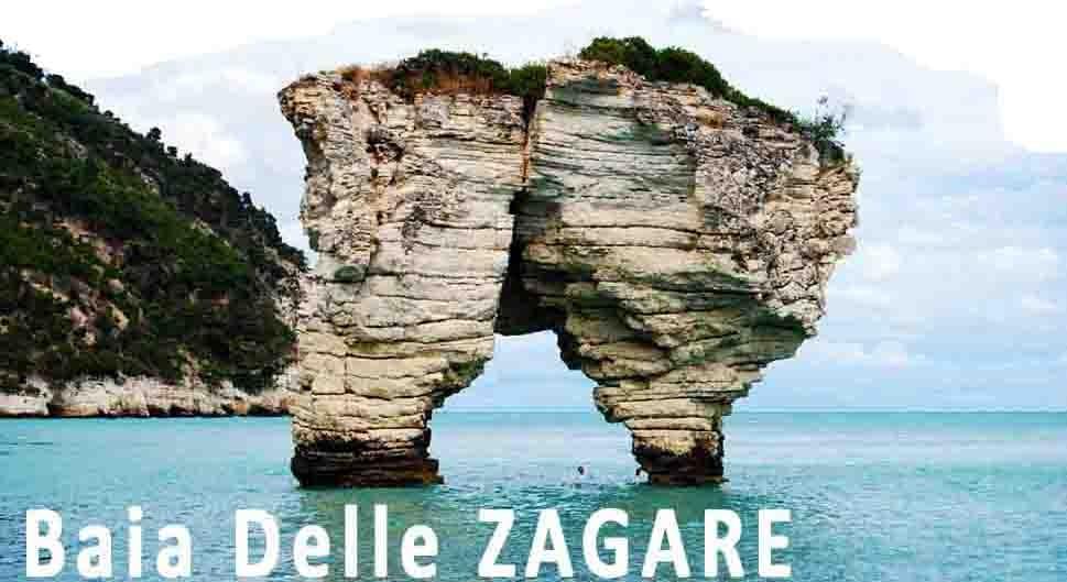 Baia delle Zagare - YesPuglia.com Enoteca Online - La puglia e tutte le sue bellezze - visit puglia - mappa di puglia